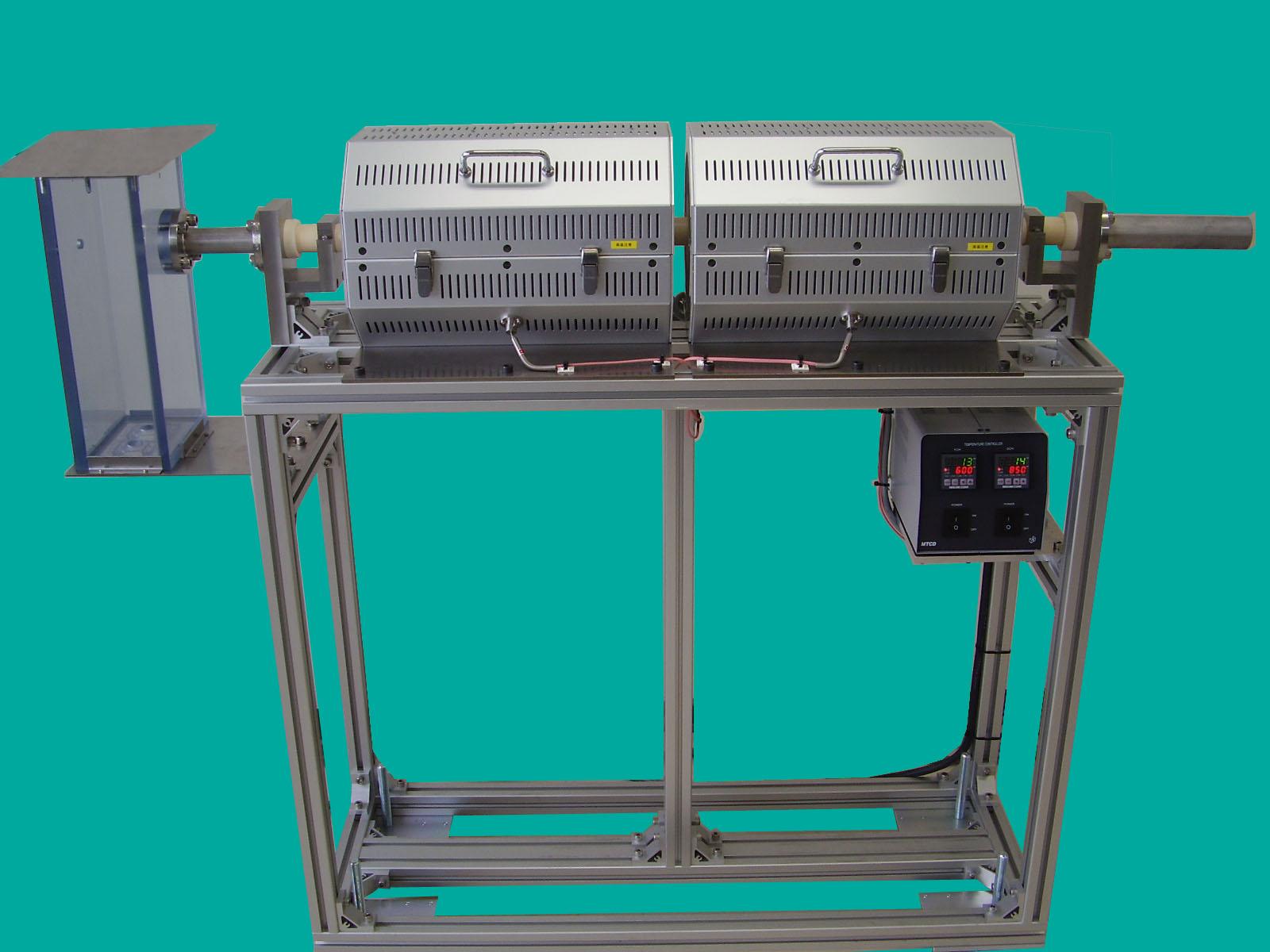 管状炉乾燥装置